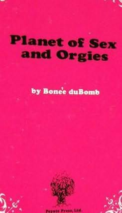 book cover of Planet of Sex and Orgies