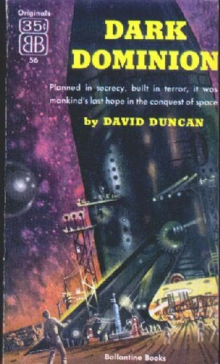 book cover of Dark Dominion