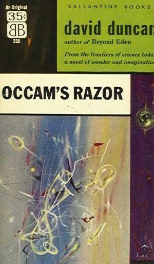 book cover of Occam\'s Razor