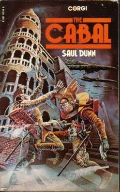 book cover of The Cabal