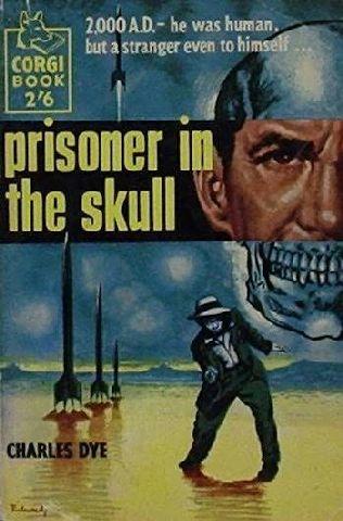 book cover of Prisoner in the Skull