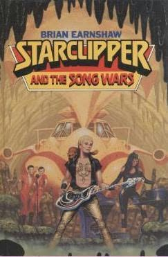 book cover of Starclipper and the Song Wars