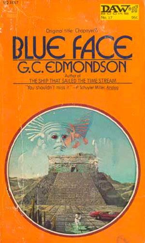 book cover of Blue Face