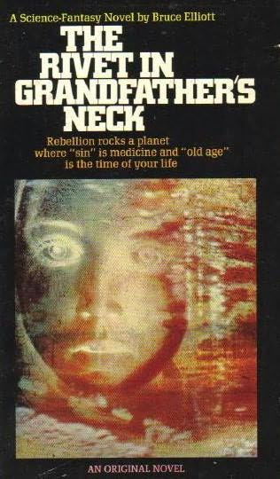 book cover of The Rivet in Grandfather\'s Neck