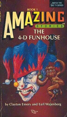 book cover of The 4-D Funhouse