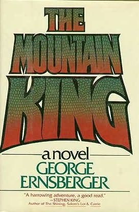book cover of The Mountain King