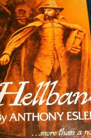 book cover of Hellbane