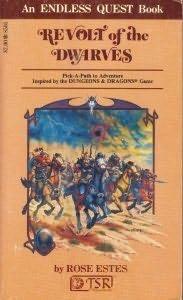 book cover of Revolt of the Dwarves