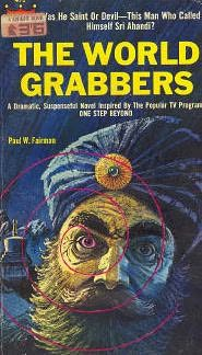 book cover of The World Grabbers