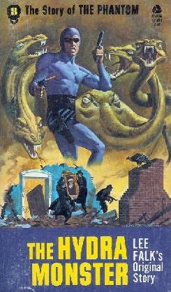 book cover of The Hydra Monster