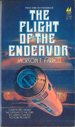 book cover of The Flight of the Endeavor