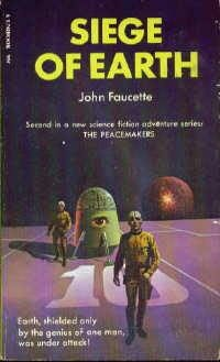 book cover of Siege of Earth