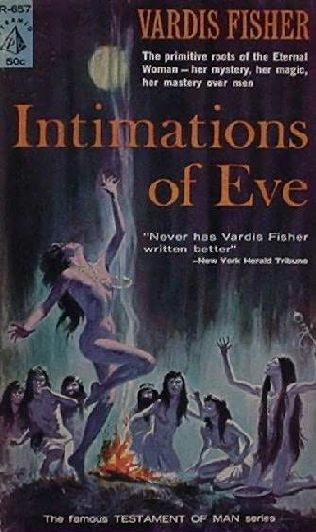 book cover of Intimations of Eve