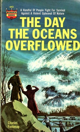 book cover of The Day the Oceans Overflowed