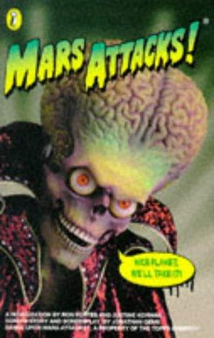 book cover of Mars Attacks!