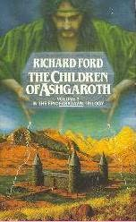 book cover of The Children of Ashgaroth