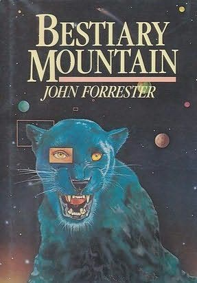 book cover of Bestiary Mountain