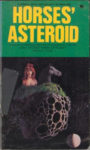 book cover of Horses\' Asteroid