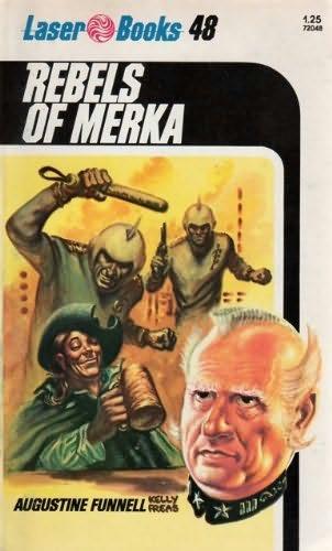book cover of Rebels of Merka