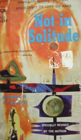 book cover of Not in Solitude