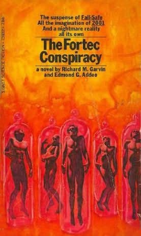 book cover of The Fortec Conspiracy