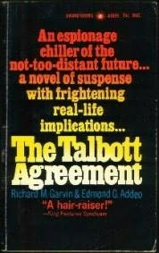 book cover of The Talbott Agreement