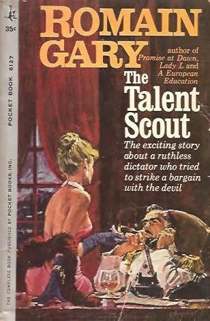 book cover of The Talent Scout