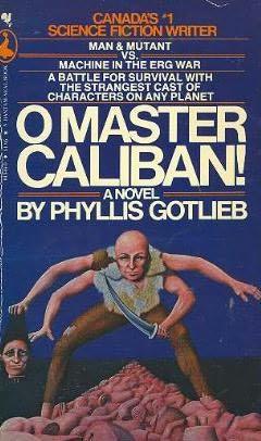 book cover of O Master Caliban!