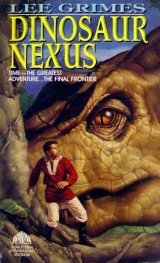 book cover of Dinosaur Nexus