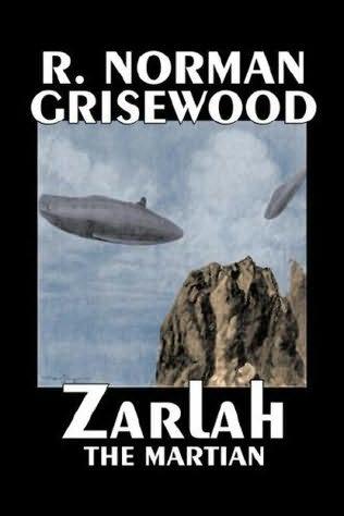 book cover of Zarlah the Martian