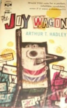 book cover of The Joy Wagon