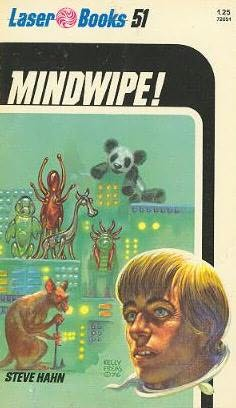 book cover of Mindwipe!