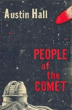 book cover of People of the Comet