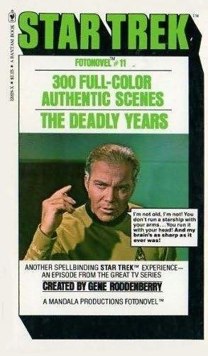 book cover of The Deadly Years