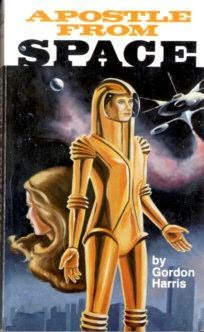 book cover of Apostle from Space