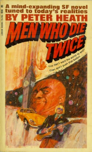 book cover of Men Who Die Twice