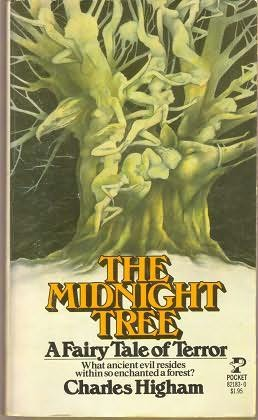 book cover of The Midnight Tree