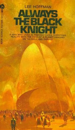book cover of Always the Black Knight