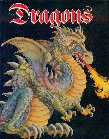 book cover of Dragons