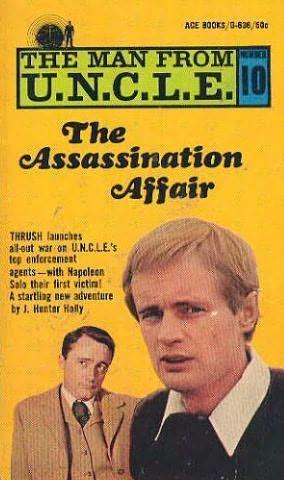 book cover of The Assassination Affair