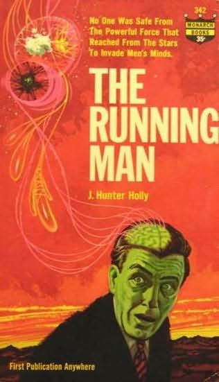 book cover of The Running Man