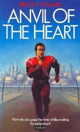 book cover of Anvil of the Heart