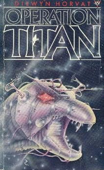 book cover of Operation Titan