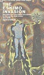 book cover of The Eskimo Invasion