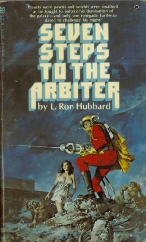 book cover of Seven Steps to the Arbiter
