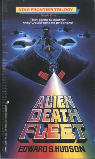 book cover of Alien Death Fleet