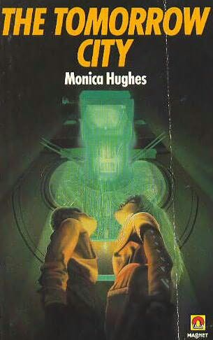 book cover of The Tomorrow City