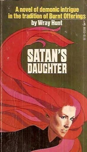 book cover of Satan\'s Daughter