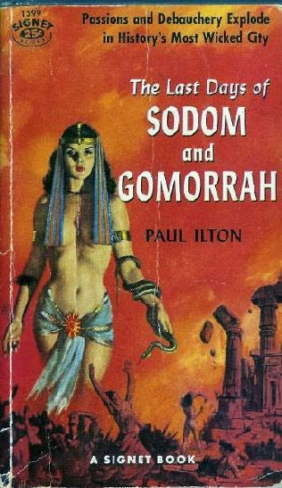 book cover of The Last Days of Sodom and Gomorrah