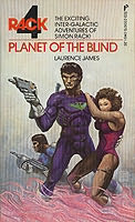 book cover of Planet of the Blind